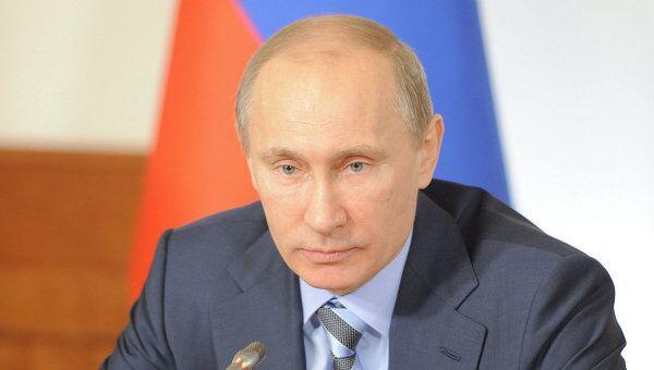 Путин: профицит бюджета РФ по итогам 2011 года может достичь 1% ВВП