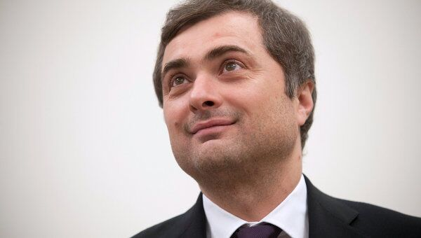 Вице-премьер Вячеслав Сурков. Архив