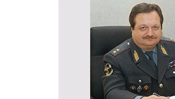 Первый заместитель начальника Главного управления по обеспечению безопасности дорожного движения МВД России Владимир Швецов