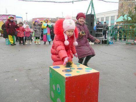 Рождественские песни прозвучали от Бреста до Волгограда