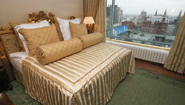 Пятизвездочная гостиница Ритц-Карлтон-Москва