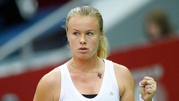 Российская теннисистка Вера Душевина