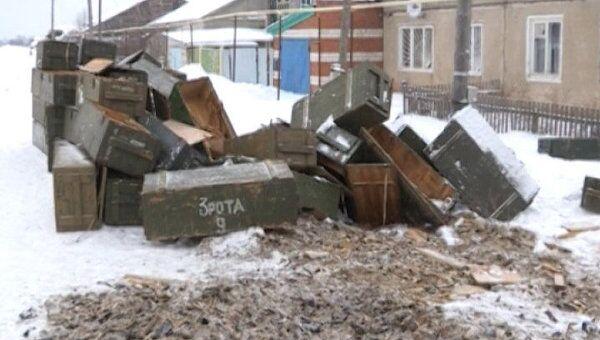 Вывезенные с завода Ижмаш автоматы