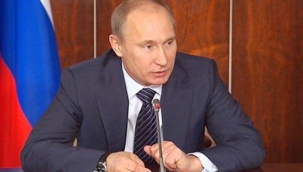 Путин рассказал автомобилистам о возможной засаде с техосмотром