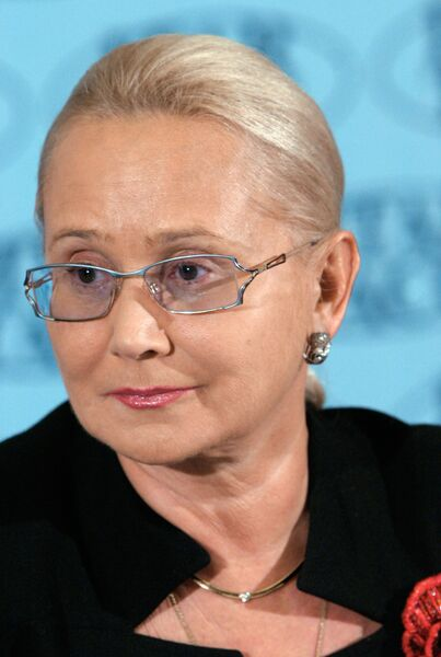 Татьяна Анодина