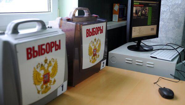 Веб-камеры на избирательных участках: проблемы технического осуществления проекта