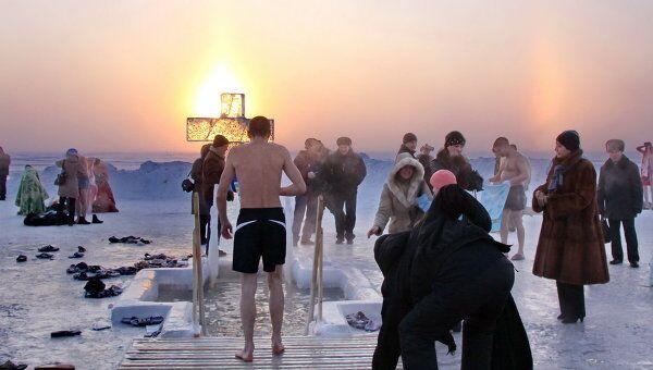 Крещение бердск челябинск репортер