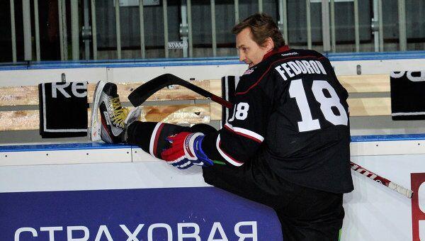 Сергей Федоров. Архив