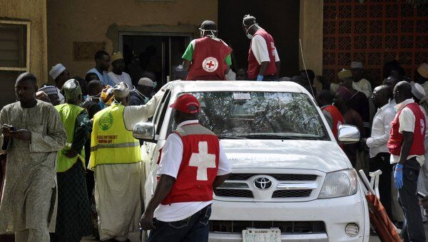 Теракты в городе Кано на севере Нигерии