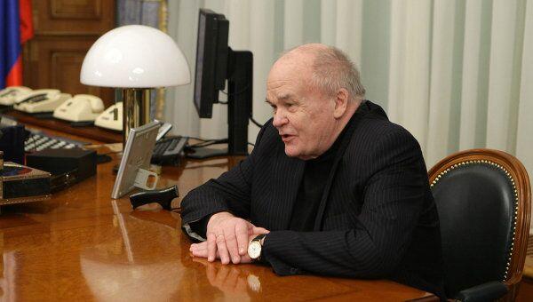 Президент Российского научного центра Курчатовский институт Евгений Велихов