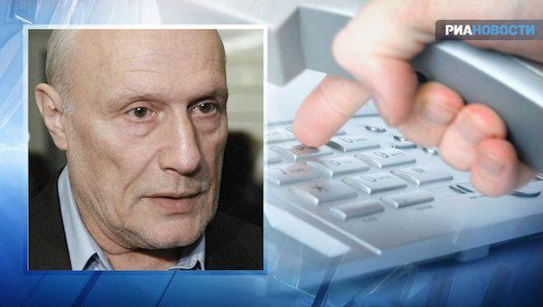 Александр Пороховщиков назвал причины своего исчезновения