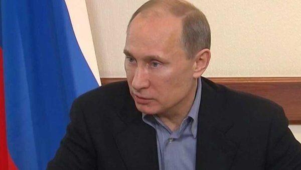 Путин отчитался перед вдовами с Распадской о сделанном после трагедии