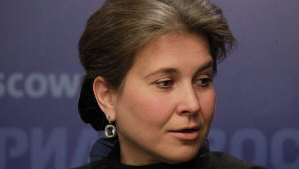 Генеральный секретарь Российского Союза ректоров Ольга Каширина. Архивное фото