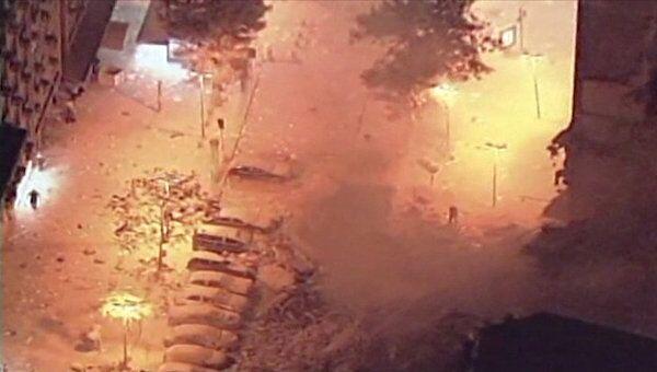 Две высотки рухнули в центре Рио-де-Жанейро. Кадры с места ЧП