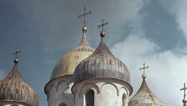 Софийский собор Новгородского кремля
