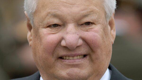 Первый президент России Борис Ельцин. Архивное фото