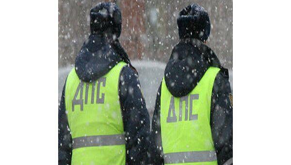 Мокрый снег и гололед могут привести к крупным автоавариям в Москве