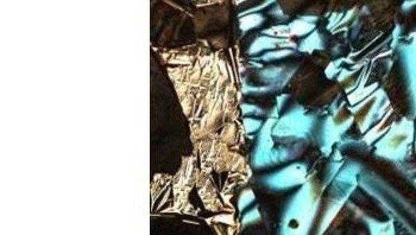 Алмазные пленки толщиной 300 и 30 нанометров