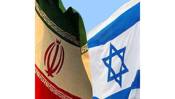 Иран, Израиль
