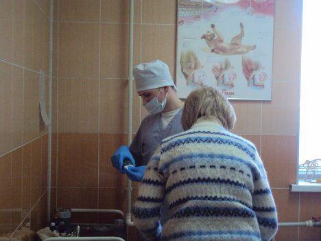 АС:  Я работаю здесь недолго, но в этой клинике опыт приобре