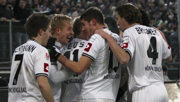 Футболисты Боруссии (Менхенгладбах)
