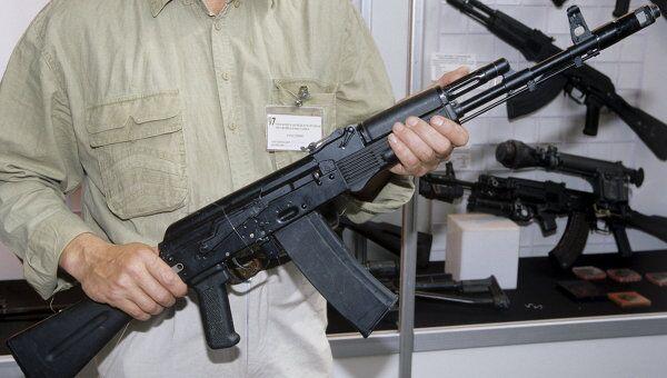 АК и его модификации самое распространённое стрелковое оружие в мире. Архивное фото