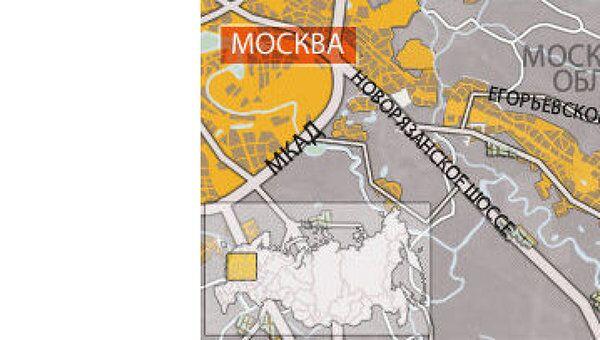Раменский район Московской области