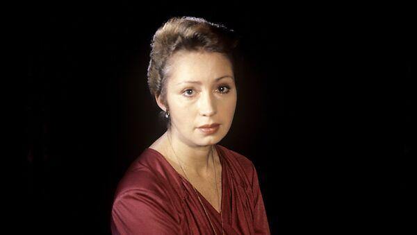 Актриса Татьяна Васильева. Архивное фото