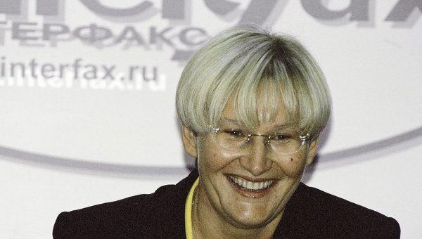Елена Батурина. Архив