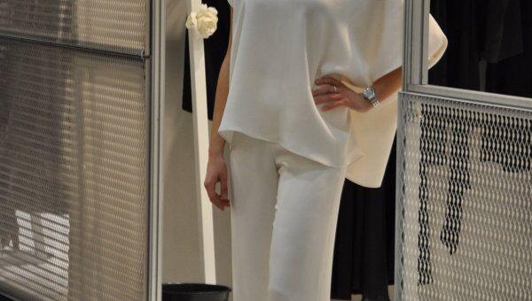 Выставка готового платья в Милане