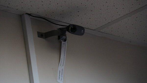 Установка камер на избирательных участках. Архив
