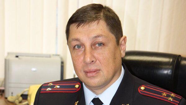 Заместитель начальника главного управления уголовного розыска МВД России Валерий Красильников