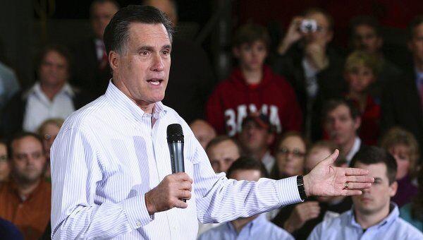 Митт Ромни. Архив