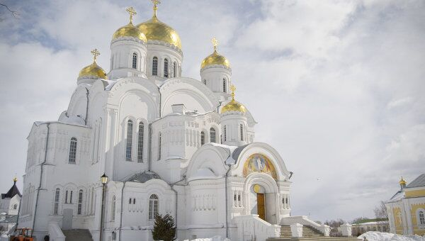 Серафимо-Дивеевский монастырь. Архив