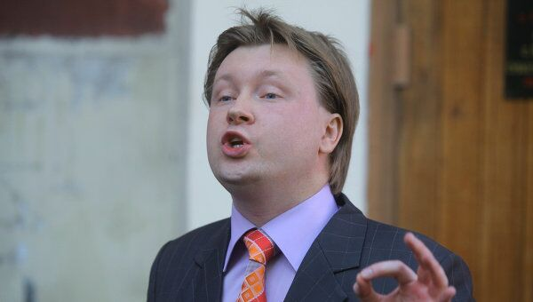 Николай Алексеев, архивное фото