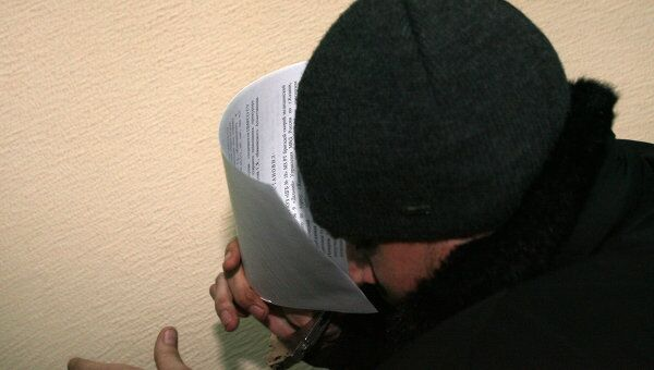 Бывший оперуполномоченный отдела полиции Дальний Рамиль Ахметзянов. Архив