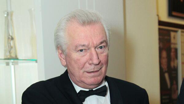 Актер Аристарх Ливанов. Архивное фото