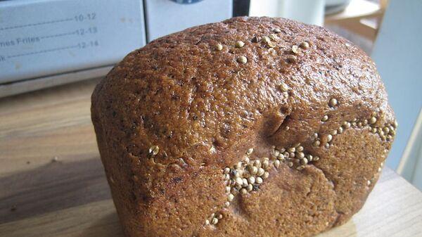 Особенно богат железом Бородинский хлеб