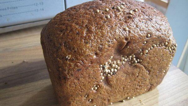 Бородинский хлеб. Архивное фото