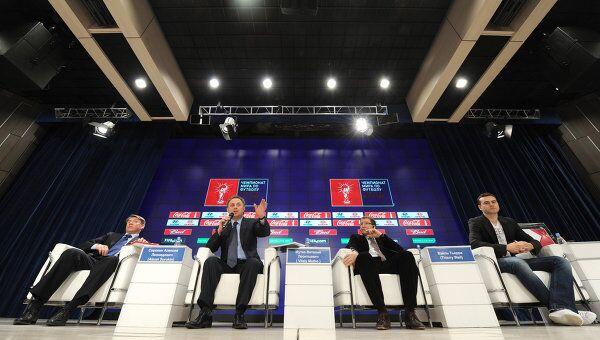 П/к организационного комитета Чемпионата мира по футболу 2018