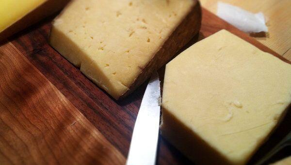 Сыр. Архивное фото.