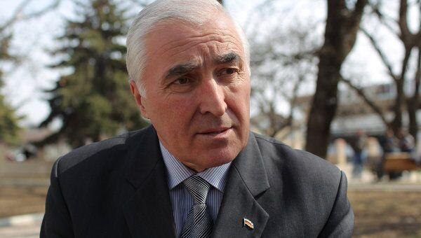 Леонид Тибилов. Архивное фото