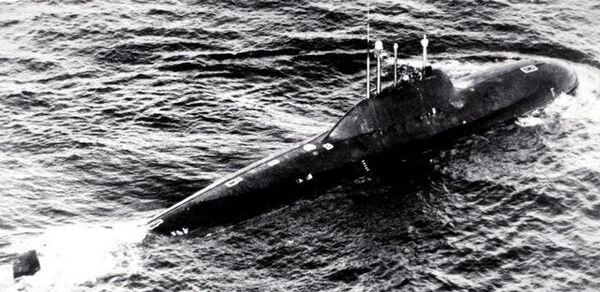 Подводная лодка проекта 705(К) Лира
