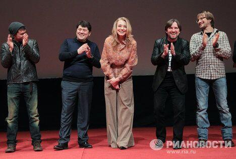 Премьера фильма Егора Баранова Самоубийцы в Москве