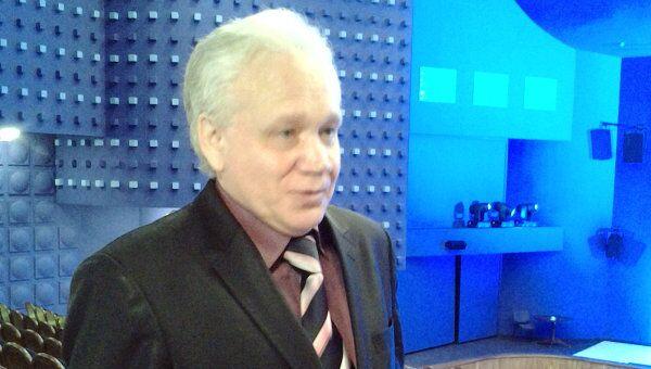 Директор саратовского ТЮЗа Валерий Райков