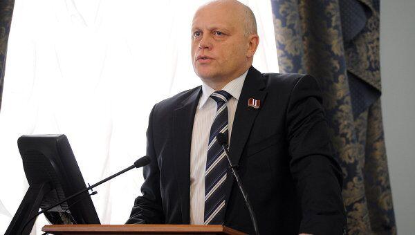 Губернатор Омской области Виктор Назаров. Архивное фото