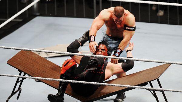 Шоу профессионального реслинга RAW World Tour
