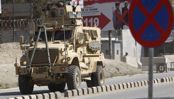 Американские войска прибыли к месту взрывов