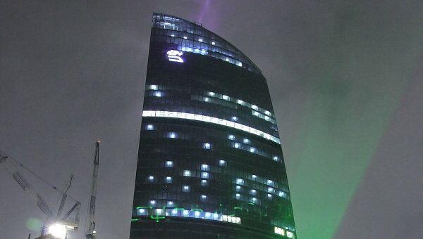 Москва-Сити. Деловой центр Федерация. Западная башня.