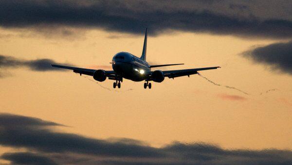 Boeing 737. Архивное фото